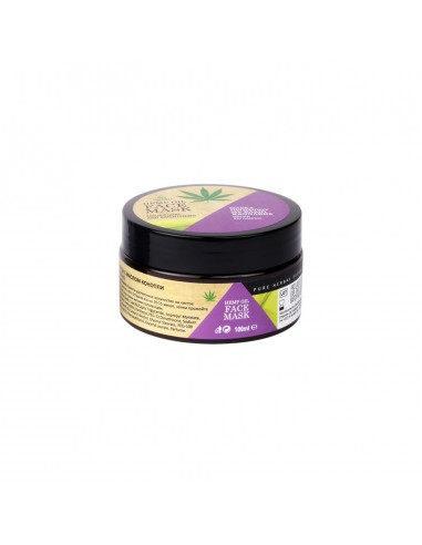 Face Mask Hemp Oil