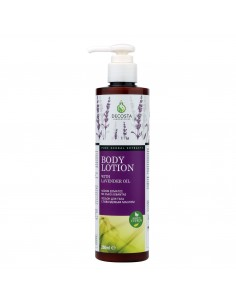 Body Lotion Lavender Oil
